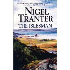 The Islesman, Nigel Trantor, Medieval, Historical Fiction, Novel, Middle Ages, Scotland