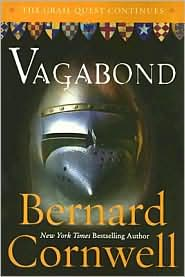 Vagabond, Bernard Cornwell, Historical Fiction, Medieval History, Hundred Years War, Holy Grail, Middle Ages, Medieval England, Medieval France