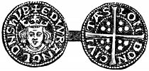 King Edward I - Penny - Coin - Banks - Banking - Medieval England - Medieval Europe