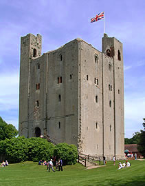 Hedingham Castle - Medieval Castle - Medieval England - Aubrey de Vere Family - Middlesex - Essex - Medieval History - Middle Ages History