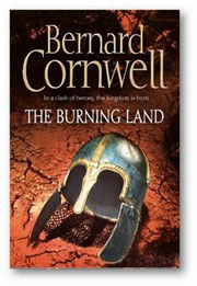 Bernard Cornwell - Medieval Historical Fiction - Saxon Series - Burning Land
