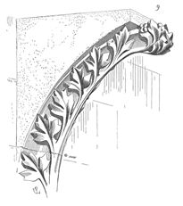 Corbel - Medieval Architecture - Cathedrals - Castles