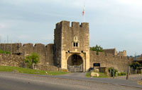 Farleigh Hungerford Castle - Medieval History - Medieval England - Middle Ages History - Thomas Hungerford