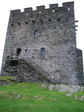 Dolwyddelan Castle - Medieval Wales - Llewelyn the Great - Edward I - Middle Ages History - Medieval England