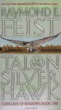 Talon of the Silver Hawk - Raymond Feist - Fantasy Novel