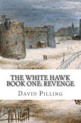 White Hawk - David Pilling - Wars of the Roses - Historical Fiction - Medieval History