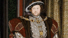 What did King Henry VIII really want from a wife?