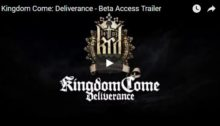 Kingdom Come Deliverance Gamplay System / Mechanics